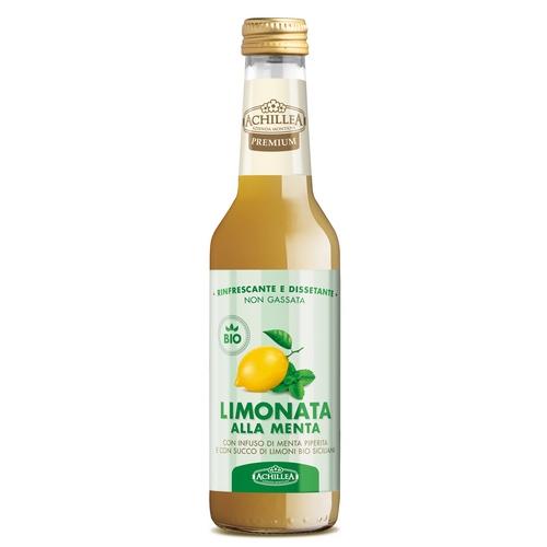 Mint-Flavoured Lemonade