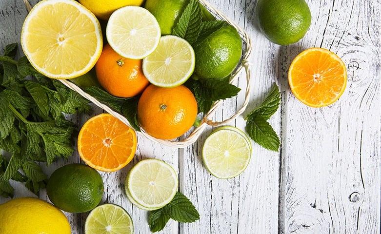 Arance, limoni, ferro, vitamine